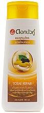 Kup Szampon do włosów osłabionych - Twin Lotus Golden Silk Herbal Total Repair Shampoo
