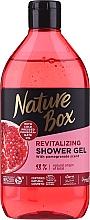 Kup Żel pod prysznic z olejem z granatu - Nature Box Pomegranate Oil Shover Gel