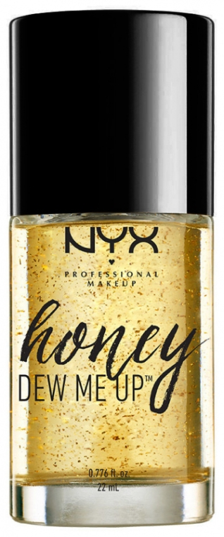 Miodowa baza pod makijaż - NYX Professional Makeup Honey Dew Me Up Primer