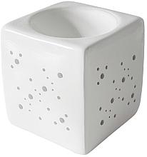 Kup Kominek do wosków, biały - Flagolie By Paese Cube Fireplace White