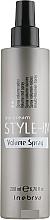 Kup Spray zwiększający objętość cienkich i zniszczonych włosów - Inebrya Style-In Volume Root Spray