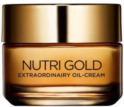Kup Odżywczo-udoskonalający krem-olejek na dzień i noc - L'Oreal Paris Nutri Gold Extraordinary Oil-Cream