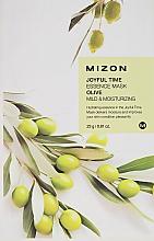 Kup Nawilżająca maska na tkaninie z oliwą - Mizon Joyful Time Olive Essence Mask