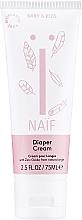 Kup Krem pieluszkowy z naturalnym olejem z nasion bawełny - Naïf Baby Diaper Cream