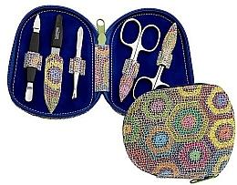 Kup Zestaw do manicure do paznokci - DuKaS Premium Line Manicure Set 5-piece PL 111FP