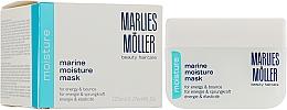 Kup Nawilżająca maka w płachcie - Marlies Moller Marine Moisture Mask