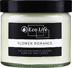 Kup Świeca zapachowa, Kwiatowy romans - Eco Life Candles
