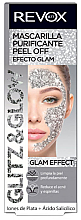 Kup Złuszczająca maska peel-off oczyszczająca do twarzy - Revox Glitz & Glow Purifying Mask Peel Off