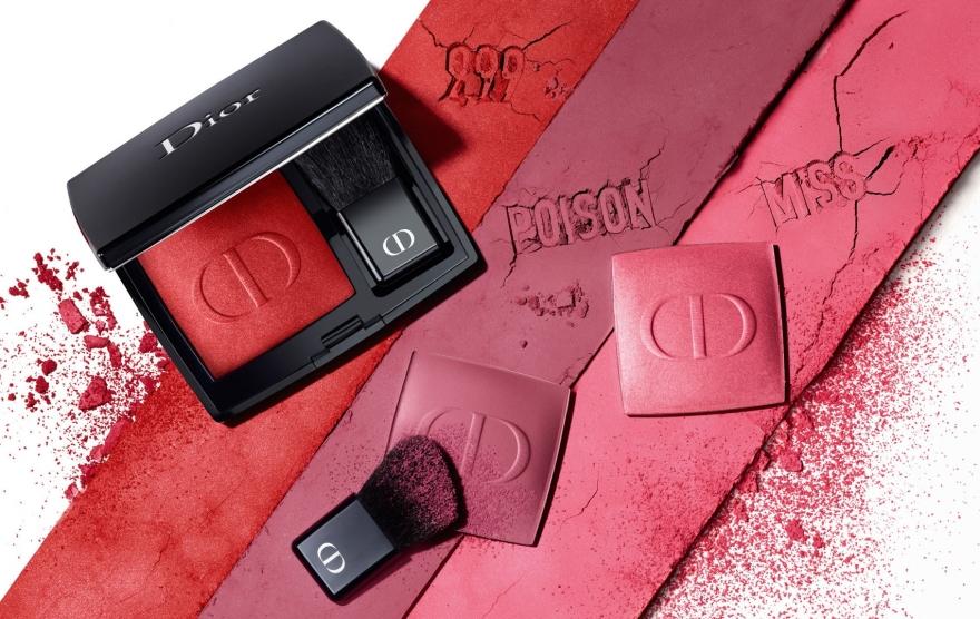 Róż do policzków - Dior Rouge Blush — фото N3