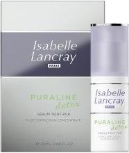 Kup Skoncentrowane serum detoksykujące do twarzy - Isabelle Lancray Puraline Detox Pure Complexion Concentrate