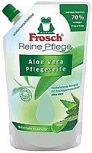 Kup Aloesowe mydło w płynie - Frosch Pure Care Liquid Soap (uzupełnienie)