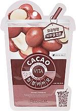 Kup Oczyszczająca maska w płachcie do twarzy Kakao - Mediheal Vita Cacao Mask