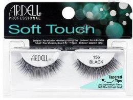 Kup Sztuczne rzęsy - Ardell Soft Touch Eye Lashes Black 156