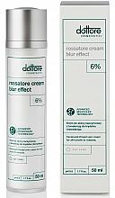 Kup Łagodzący krem do skóry naczynkowej i skłonnej do trądziku różowatego - Dottore Rossatore Cream Blur Effect