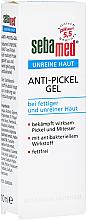 Kup Żel przeciwtrądzikowy do twarzy - Sebamed Unreine Haut Anti-Pickel Gel