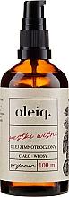Kup Olej z pestek wiśni do ciała i włosów - Oleiq