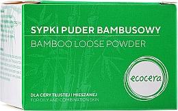 Kup Sypki puder bambusowy - Ecocera Bamboo Face Powder