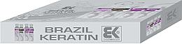 Kup PRZECENA! Zestaw - Brazil Keratin Start Beauty (treatment 100 ml + 2 x shmp 100 ml + cond 100 ml) *