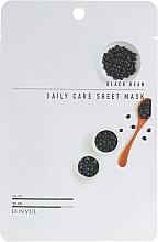 Kup Maseczka do twarzy w płachcie Czarna fasola Eunyul - Eunyul Black Bean Daily Care Sheet Mask