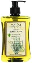 Kup Aloesowe mydło w płynie - Melica Organic Aloe Vera Liquid Soap