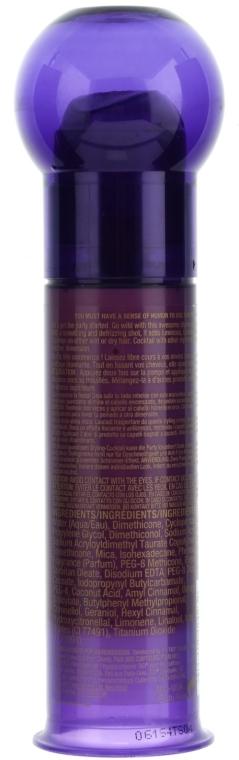 Brokatowy krem do stylizacji włosów - TIGI Bed Head Blow-Out Golden Illuminating Shine Cream — фото N2