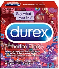 Kup Prezerwatywy - Durex Fetherlite Elite