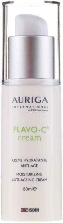 Nawilżający krem anti-ageing - Auriga Flavo-C Moisturizing Anti-Age Cream — фото N2