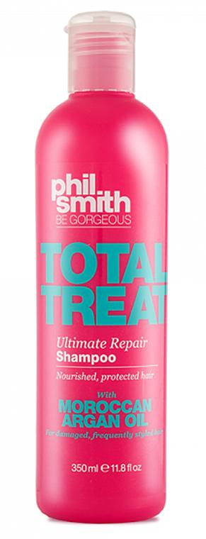 Odżywczy szampon do włosów - Phil Smith Be Gorgeous Total Treat Indulgent Nourishing Shampoo — фото N1