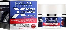 Kup Przeciwzmarszczkowy krem intensywnie nawilżający dla mężczyzn - Eveline Cosmetics Men Extreme Anti-Age Cream