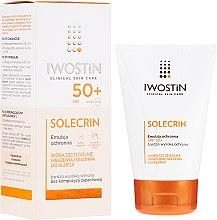 Kup Emulsja ochronna SPF 50+ - Iwostin Solecrin Emulsion SPF50+