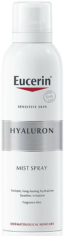 Nawilżający spray do twarzy - Eucerin Hyaluron Filler Anti-Age Refreshing Mist Spray — фото N1