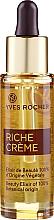 Kup Bogaty eliksir do twarzy - Yves Rocher Riche Creme Beauty Elixir Of 100% Botanical Origin