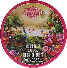 Kup Perfumowane masło shea 100% Rajska dżungla - Institut Karité Jungle Paradise Scented Shea Butter
