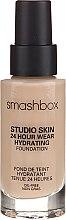 Nawilżający podkład do twarzy - Smashbox Studio Skin 24 Hour Wear Hydrating Foundation — фото N1