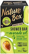Kup PRZECENA! Łagodzące mydło w kostce z olejem z awokado - Nature Box Avocado Oil Shower Bar *