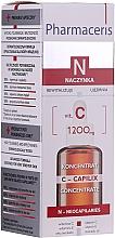 Kup Wzmacniająco-wygładzający koncentrat z witaminą C 1200 mg - Pharmaceris N Serum with Vit. C 1200 mg Strengtening and Smoothing