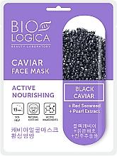 Kup Maska z czarnym kawiorem Aktywne odżywianie - Biologica Caviar
