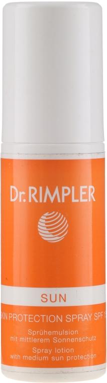 Balsam w sprayu z filtrem przeciwsłonecznym SPF 15 - Dr. Rimpler Sun Skin Protection Spray Lotion  — фото N1