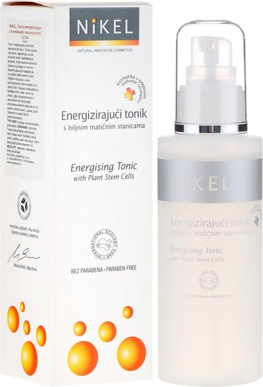 Energizujący tonik do twarzy - Nikel Energising Tonic — фото N1