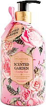 Kup Mydło do rąk w płynie - IDC Institute Scented Garden Hand Wash Country Rose