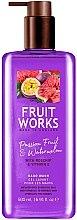 Kup Mydło w płynie do rąk Marakuja i arbuz - Grace Cole Fruit Works Hand Wash Passion Fruit & Watermelon