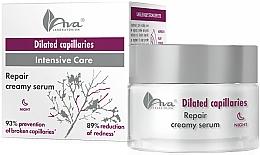 Kup Diamentowy krem do twarzy na noc - Ava Laboratorium Extended Capillaries Cream Serum