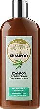 Kup Szampon z organicznym olejem konopnym - GlySkinCare Organic Hemp Seed Oil Shampoo
