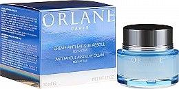 Kup Krem do twarzy na oznaki zmęczenia - Orlane Anti-Fatigue Absolute Cream Poly-Active