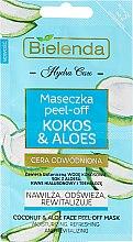 Kup Maseczka peel-off do cery odwodnionej Kokos i aloes - Bielenda Hydra Care