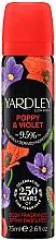 Kup Yardley Poppy & Violet - Dezodorant