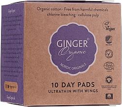 Kup Podpaski na dzień, 10 szt. - Ginger Organic