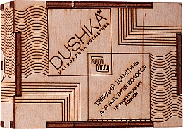 Kup Odżywczy szampon w kostce - Dushka