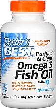 Kup Olej rybny Omega-3 1000 mg w kapsułkach - Doctor's Best Fish Oil Omega 3