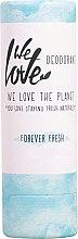 Kup Nawilżający dezodorant w sztyfcie - We Love The Planet Forever Fresh Deodorant Stick